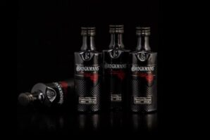 Brockmans gin in miniature – the perfect serve