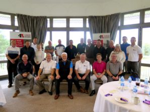 4 Aces drives forward with second annual golf day