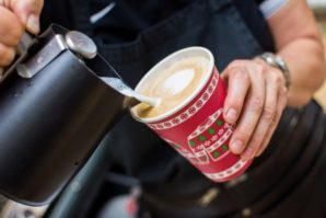 4 Aces 'jumps' right in with its first festive cup