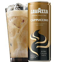 Lavazza and Pepsico announce partnership To bring premium iced coffee product to market
