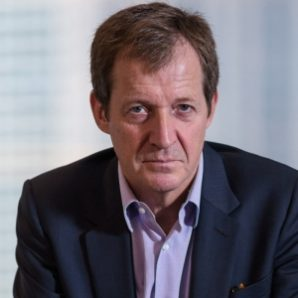 Alastair Campbell at AVA Live