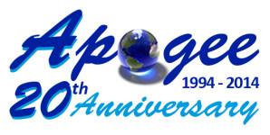 20 Year Celebrations for Apogee