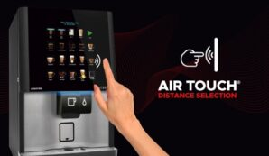 Air touch technology in Coffetek machines