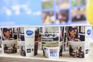 BRITA continues support of project waterfall at London Coffee Festival