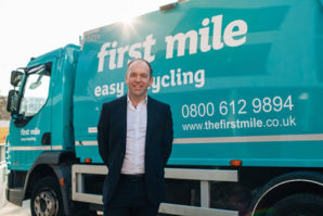 First Mile and Huhtamaki join forces to accelerate disposable coffee cup recycling