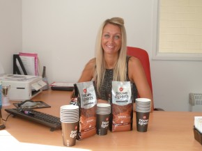 City Vending announces move to Douwe Egbert paper cups manufactured and supplied by Benders