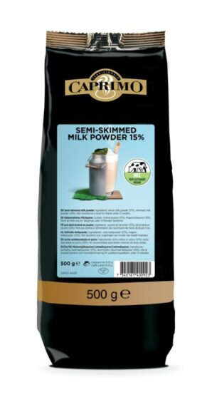 From Farm to Foam – Sustainably sourced semi-skimmed milk powder from Caprimo®