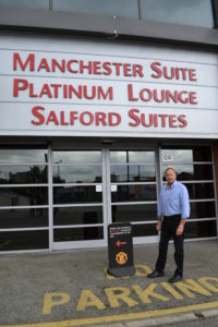 Co-director Phil Reynolds - Manchester Suite