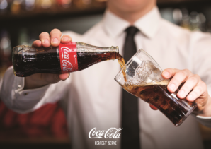 New Perfect Serve training and reward programme to support bar staff from Coca-Cola