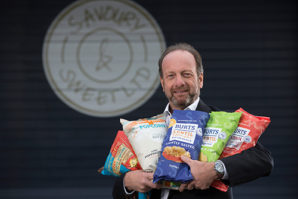 Burts Potato Chips accelerates growth with multi-million pound acquisition