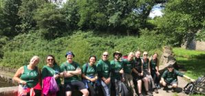 Refreshment Systems successfully complete 50 mile walk