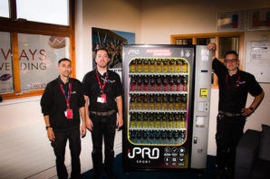 Partnership brings healthy hydration to the vending sector