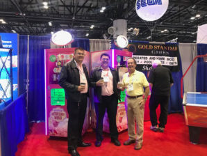 Cotton Candy World debuts at IAAPA Expo