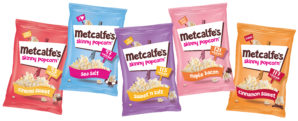 Metcalfe's skinny® launches new TV ad