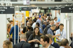 335 exhibitors now confirmed for sold out lunch! at ExCeL