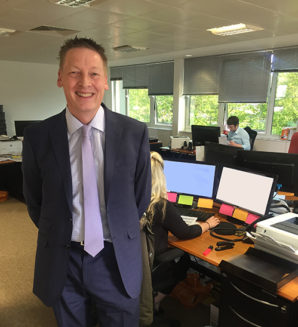 Kevin Reed joins Tower Leasing