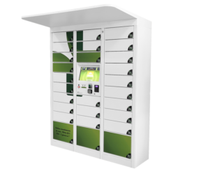 Locker solution boosts self-service experience