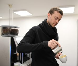 Coffee innovator Matt Perger joins forces with Eversys