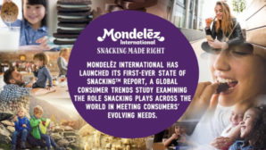 Mondelēz International releases global snacking report