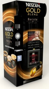 Nescafe Gold Blend Barista Style Machine