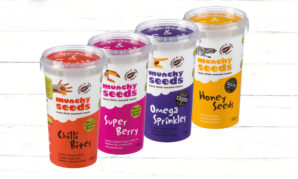 Munchy Seeds launches new packaging
