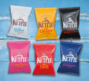 Kettle introduces new packaging