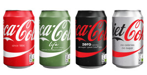 Coca-Cola GB introduce new 'one brand' strategy