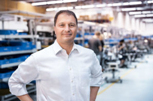 Schaerer AG prepares Zuchwil production facilities for increasing demands of the world market