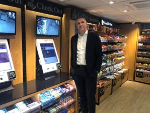 Selecta UK announces UK roll out of new Express Hub MicroMarket for the workplace