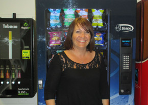 Seaga UK introduces vending sales manager Penny Robinson