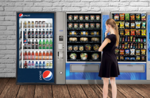 The future of vending machines in China