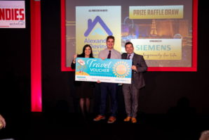 Siemens Financial Services (SFS) proud to support The Vendies