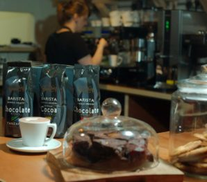Bensdorp Barista selection opens up the market for Barry Callebaut