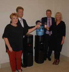 Two UK water cooler associations to form new trade body