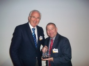 Coffetek named AVS Technology and Equipment Supplier of the Year 2014