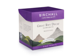 Birchall raises expectations for decaffeinated tea with new Decaf
