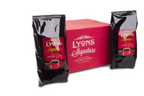 The Lyons Share: Signature Freeze Dried Coffee now available through ARN