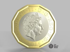 Update on the new pound coin