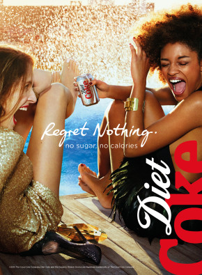 Diet Coke launches 'Regret Nothing' campaign