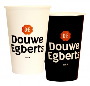 4 Aces Ltd to supply Douwe Egberts branded paper vending cups