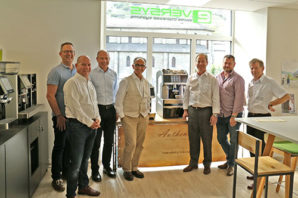 Eversys announces the establishment of UK and Irish operations