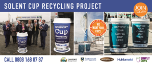 Solent cup recycling needs local support