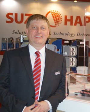 Suzo-Happ announces new sales and technical manager