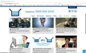 Parcel Holders launches new website