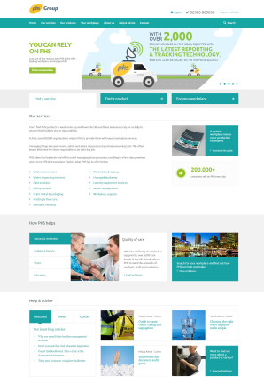 PHS Group launches new website