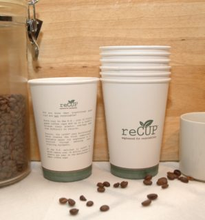 Simply Cups partners Smart Planet Technologies