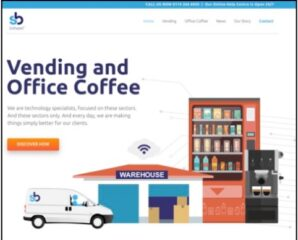 SB Software launches new website